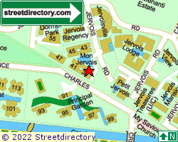 MON JERVOIS | Location & Map