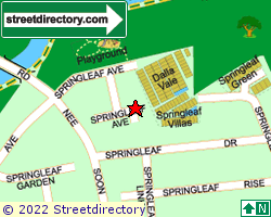 SPRINGLEAF GARDEN | Location & Map