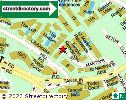 TANGLIN RESIDENCES | Location & Map