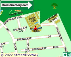 SPRINGLEAF VILLAS | Location & Map