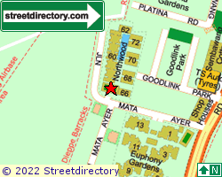 GARDENIA COURT | Location & Map
