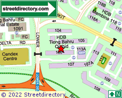 NTUC INCOME HENDERSON INDUSTRIAL BUILDING | Location & Map