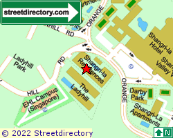 SHANGRI-LA RESIDENCES | Location & Map