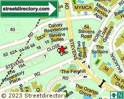 CASA UNO | Location & Map