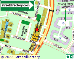 GOODLINK PARK | Location & Map