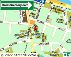 THE CAPRI | Location & Map