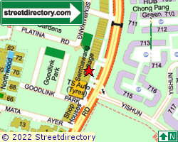 SEMBAWANG COTTAGE | Location & Map