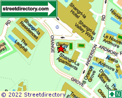 DARBY PARK EXECUTIVE SUITES | Location & Map