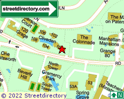 CLIVEDEN AT GRANGE | Location & Map