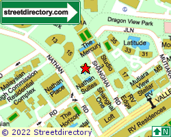 REGENCY LODGE | Location & Map