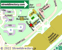 PERMAI COURT | Location & Map