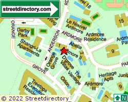 ARDMORE VIEW | Location & Map