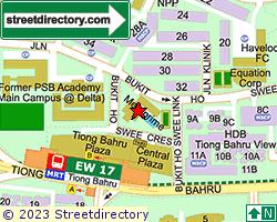 MERAPRIME | Location & Map