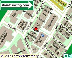 SINDO INDUSTRIAL ESTATE | Location & Map