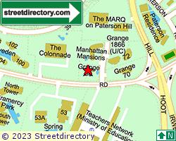 GRANGE 80 | Location & Map
