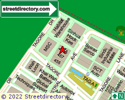 LKA BUILDING | Location & Map