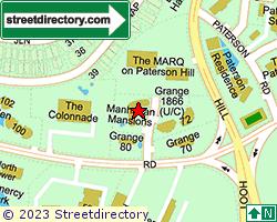 MANHATTAN MANSIONS | Location & Map