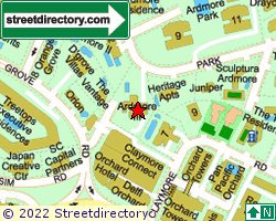 HABITAT ONE | Location & Map