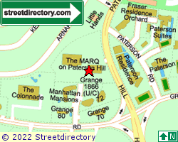 THE MARQ ON PATERSON HILL | Location & Map