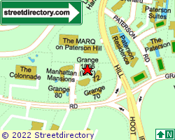 GRANGE COURT | Location & Map