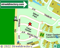 FABER GARDEN ESTATE | Location & Map