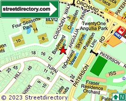 ANGULLIA HEIGHTS | Location & Map