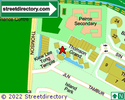 THOMSON GRAND | Location & Map