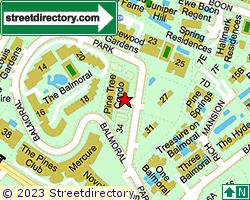 PINETREE CONDOMINIUM | Location & Map