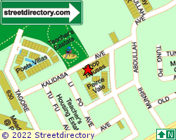 TEACHER'S HOUSING ESTATE | Location & Map