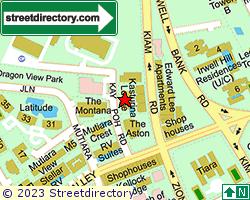 KASTURINA LODGE | Location & Map