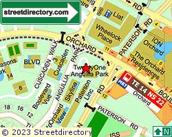 PARISIAN | Location & Map