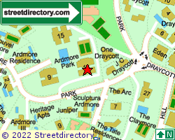 ARDMORE PARK | Location & Map