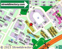 YONG SIAK COURT | Location & Map