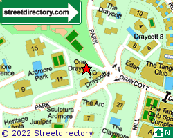 ONE DRAYCOTT | Location & Map