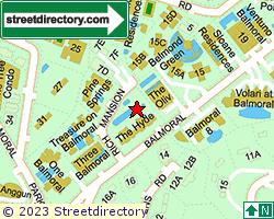 BALMORAL GARDENS | Location & Map