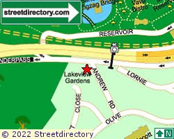 LAKEVIEW GARDENS | Location & Map