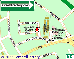 MUN WAH GARDEN | Location & Map