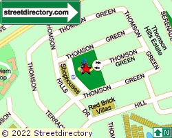 THOMSON HILLS ESTATE | Location & Map