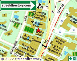 THONG TECK BUILDING | Location & Map