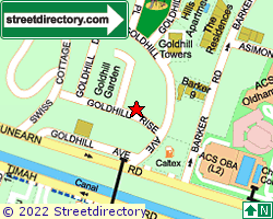 GOLDHILL GARDENS | Location & Map