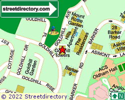 GOLDHILL TOWERS | Location & Map