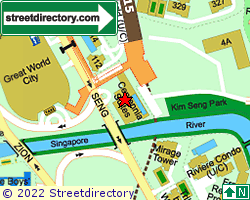 KIM SENG PLAZA | Location & Map