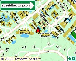 BALMORAL CONDOMINIUM | Location & Map