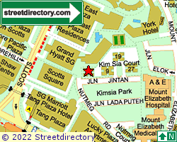 KIMSIA COURT | Location & Map