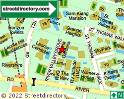 RIVERIA GARDENS | Location & Map