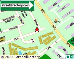 SERENADE GARDENS | Location & Map
