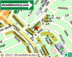 THOMSON V ONE | Location & Map