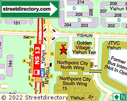 NORTHPOINT SHOPPING CENTRE | Location & Map