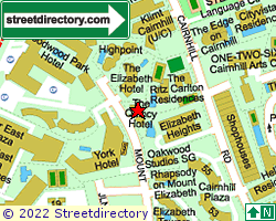 ELIZABETH REGENCY | Location & Map