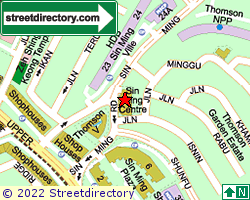 SIN MING CENTRE | Location & Map